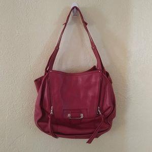 Kooba Raspberry Zoey Shoulder Bag